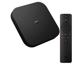 Tv Box Xiaomi Mi Box S Ultra Hd 4k Hdmi/usb/wi-fi - Original