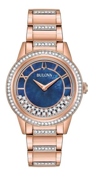 Relógio Bulova Feminino Fashion 98l247