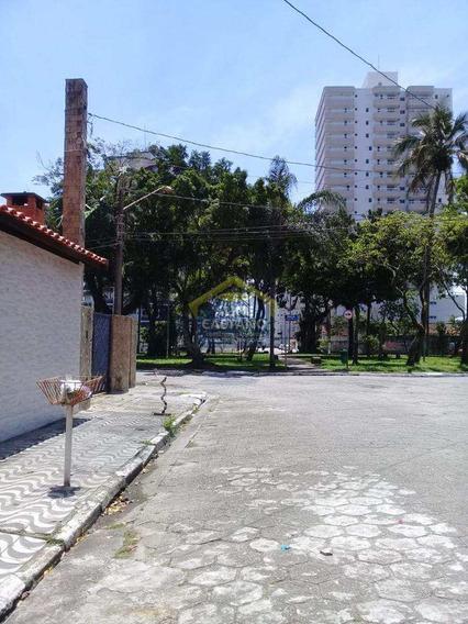 Casa Com 5 Dorms, Aviação, Praia Grande - R$ 650 Mil, Cod: Ac286 - Vacz286