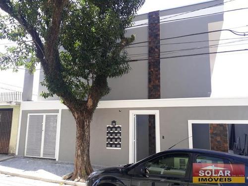 Imagem 1 de 12 de Sobrado Vila Carlos De Campos São Paulo/sp - 12307