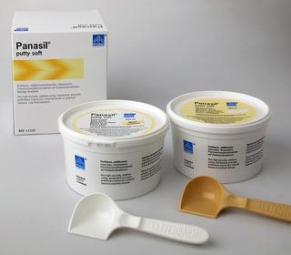 Masa Panasil Putty Soft900ml Silicona Por Adicion Kettenbach