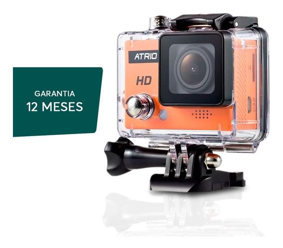 Câmera Ação Sports Full Hd Tela Lcd 2.0 Prova D