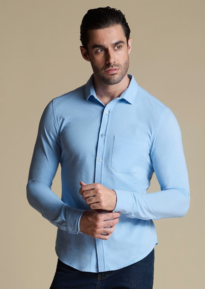 Camisas Azul 1388251