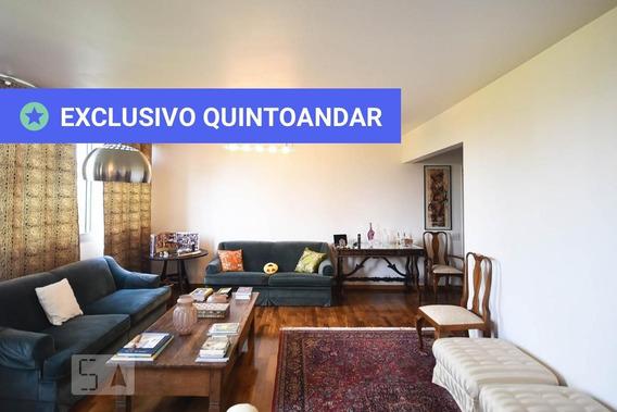 Apartamento No 15º Andar Mobiliado Com 4 Dormitórios E 2 Garagens - Id: 892980501 - 280501
