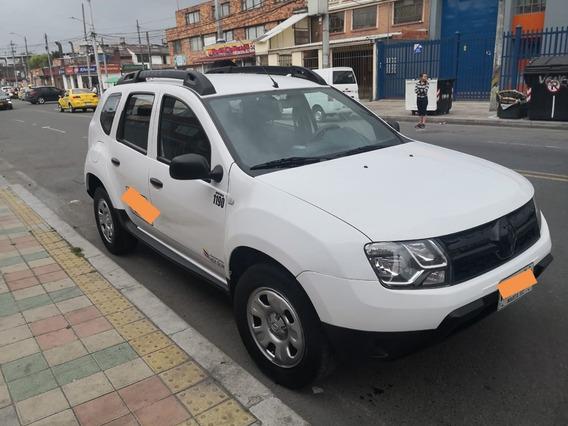 Renault Duster Expression 2017 Servicio Público Con Trabajo