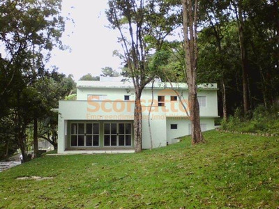 Casa Residencial À Venda, Condomínio Iolanda, Taboão Da Serra. - Ca0095