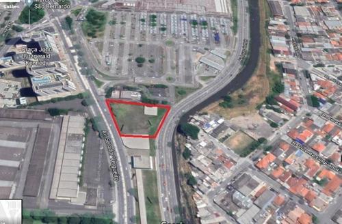 Terreno Para Locação Em São Bernardo Do Campo, Rudge Ramos - 2000/2734_1-1376681