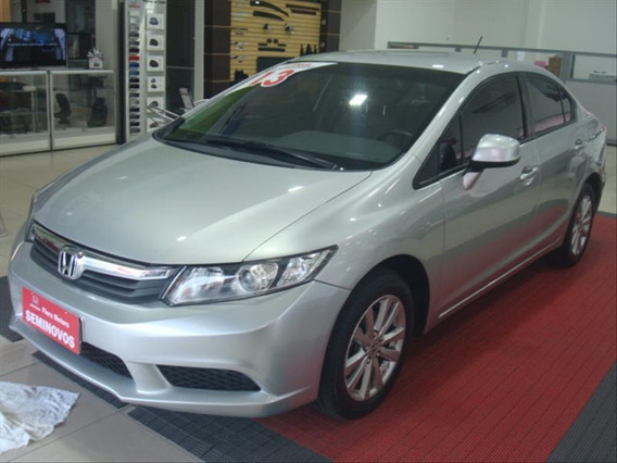 Honda Civic Civic 1.8 Lxs At Flex
