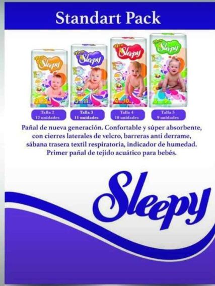 Pañales Sleepy Para Niños
