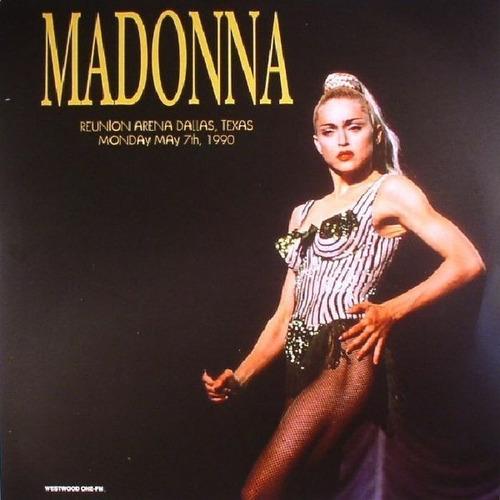 Madonna - Reunion Arena May 7th, 1990 (vinilo Doble Nuevo)