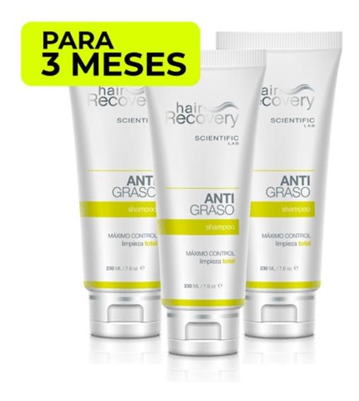 Pack Anti Seborreico (3 Meses) Hair Recovery