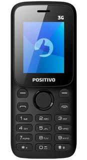 Celular Positivo P31 Dual Chip 3g Rádio Fm Bluetooth Idoso