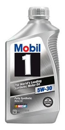 Aceite De Motor Mobil 1 Litros 5w30 Sintetico Mobil 1 Esp Fo