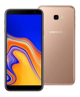 Samsung Galaxy J4 16gb, 4g 1 Gb Ram 6 Câm. Dupla Cor Cobre