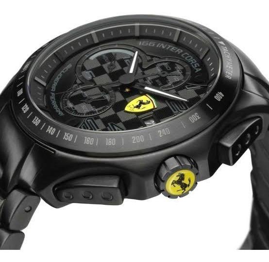 Relógio Ferrari Inter Corsa 166 Original
