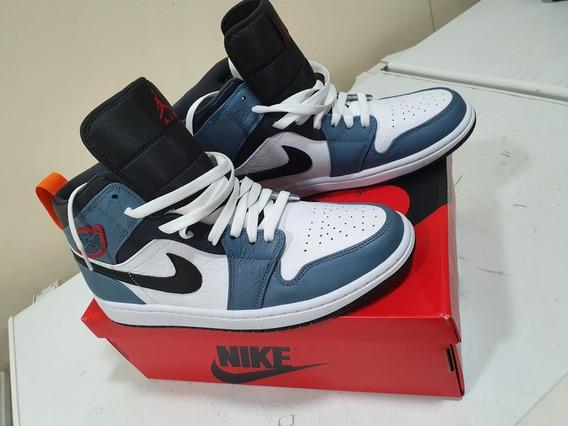 Tenis Nike Jordan 1 Mid Fearless Facetasm