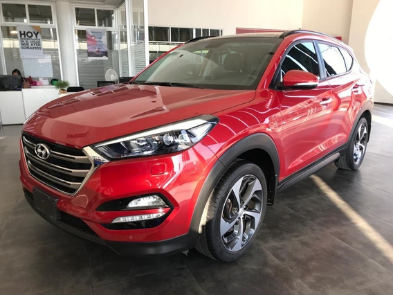 Hyundai Tucson Limited Tech 2017