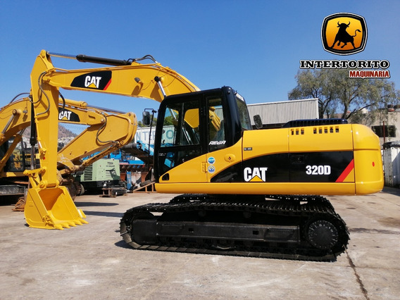 Excavadora Cat 320d 2012 Caterpillar 330 Cat 315
