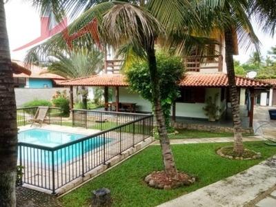 Casa Para Venda, 6 Dormitórios, Laranjal - São Gonçalo - 8