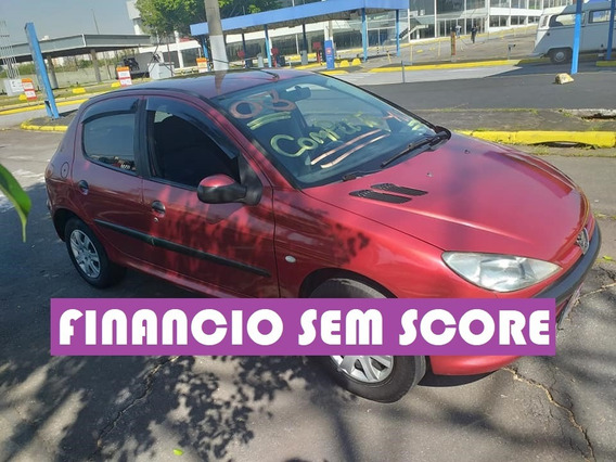 Peugeot 2003 Financiamento Com Score Baixo