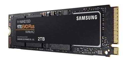 Ssd Samsung 970 Evo Plus 2tb M.2 Mz-v7s2t0b/am