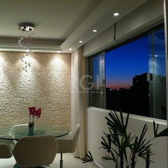 Apartamento Em Vila Santo Ângelo Com 2 Dormitórios - Ot7617