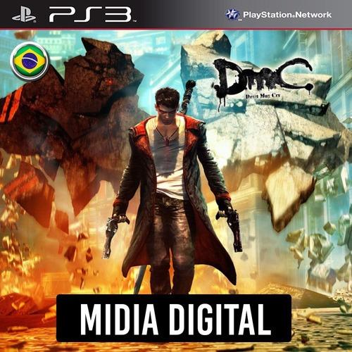 Devil May Cry Dmc - Ps3 Psn*