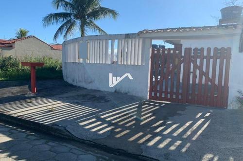 Imagem 1 de 14 de Casa No Litoral Com Piscina, Aceita Entrada + Parcelas!!