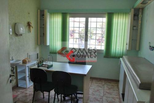 Imagem 1 de 21 de Sala Para Alugar, 32 M² Por R$ 1.300,00/mês - Vila Dusi - São Bernardo Do Campo/sp - Sa0359
