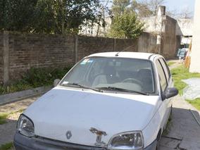 Renault Clio -leer Bien La Descripción.- $40.000 - Mod 99.