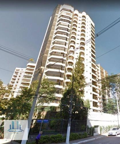 Imagem 1 de 30 de Apartamento Residencial À Venda, Campo Belo, São Paulo. - Ap3029