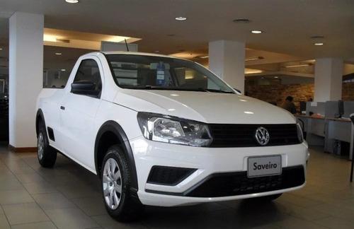 Nueva Volkswagen Saveiro Trendline 2021 Cabina Simple Lp 0km
