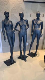 Manequins De Fibra Chumbo