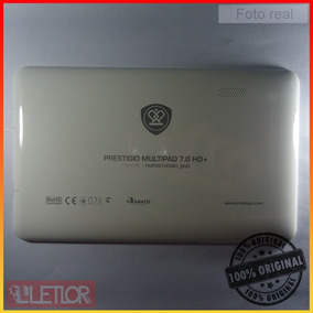 Tampa Traseira Tablet Prestigio Pmp3870cwh_duo MultiPad 7.0+
