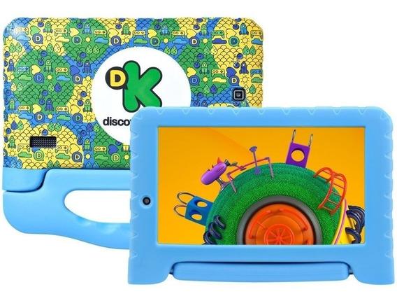 Tablet Infantil Criança Kids Wifi Multilaser Menino Menina