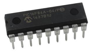 Microcontrolador Pic16f84a Pic 16f84a Microchip
