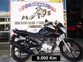 Yamaha Fazer 150 2015 Preta Estado De Zero!!!