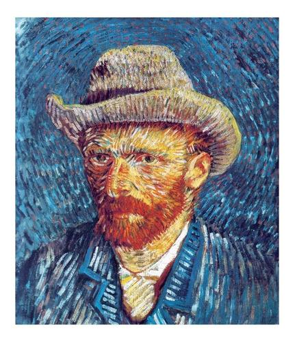 Van Gogh Lienzografia Impresion 60x90 Lienzo Arte