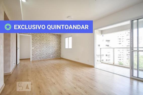 Apartamento No 12º Andar Com 2 Dormitórios E 2 Garagens - Id: 892959270 - 259270