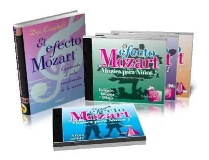 El Efecto Mozart, Para Niños [4udiocd]