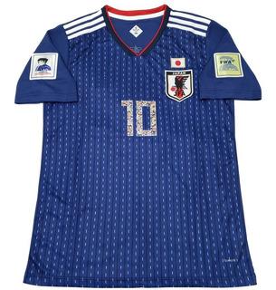 Camiseta Japon Futbol Tsubasa 10 Supercampeones Oliver