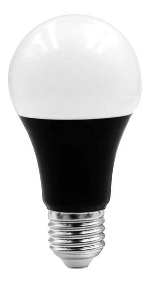 Lampada Bulbo Luz Negra Boate Led E27 Qualidade Kit 5 Uni