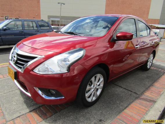 Nissan Versa Advance Full