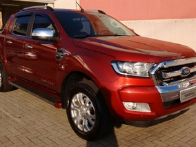 Ford Ranger Cd Limited 4x4 3.2 20v Tdci At 2016/2017
