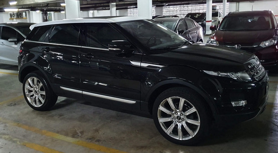 Evoque Prestige Tech 2012 Com Teto, Revisada