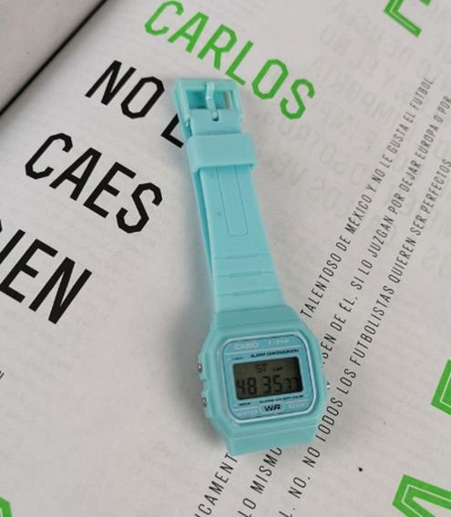 Reloj Para Hombre Mujer Casio Importado Economico