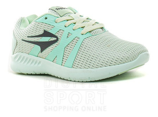 Zapatillas Topper Mujer Strong Pace Cuotas Sin Interes!!!