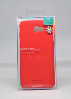 Funda Galaxy J5 Prime Soft Feeling Mercury Goospery Rojo