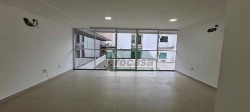 Ótima Sala Comercial Para Alugar, 33 M² Por R$ 1.800/mês - Aleixo - Manaus/am - Sa0403