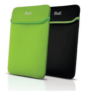 Funda Tablet 10 Klip Extreme Reversible Kts-110gn Negro-verd